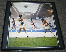 Dallas Cowboys Cheerleaders Framed 12x12 Poster Photo