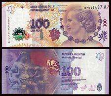 Argentina - 100 Pesos ND 2012 Pick 358a  SC = UNC