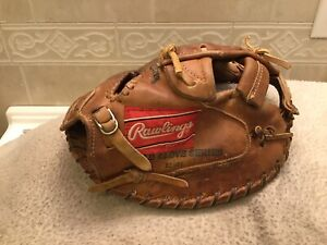 "Rawlings USA PRO-SBCM 33"" HOH Fastpitch Softball Catchers Mitt Right Throw"