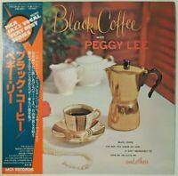 Peggy Lee Black Coffee MCA Records VIM-4501 OBI JAPAN VINYL LP JAZZ