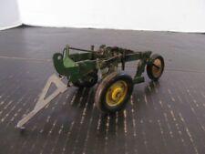 Ertl John Deere 2 Bottom Plow Metal Hubs 1/16 Original