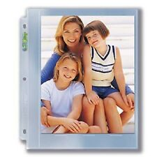(100) Ultra Pro 8x10 Photo Pages Album / Binder Sheets 1-Pocket Heavy Duty