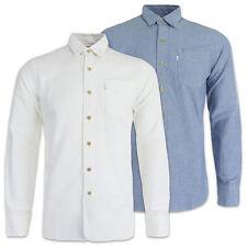 Levi Strauss & Co Men's Cotton Long Sleeve Regular Collar Casual Shirts & Tops