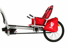 NEW Weehoo iGo Turbo Tag Along Child Bicycle Trailer Bike Tow Cycling Mountain
