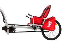 Weehoo iGo Turbo Tag Along Child Bicycle Trailer Bike Cycling Mountain OPEN BOX
