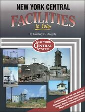 New York Central Facilities In Color / Railroads / Trains
