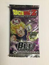 Rare DragonBall Z Buu Saga Booster Pack New! CCG TCG DBZ