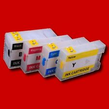 4x Relleno Fill in CARTUCHOS + Chip CISS para Canon pgi-1500 Maxify MB 2300 2350