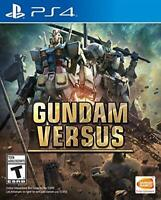 Gundam Versus - Sony Playstation 4 [PS4 Bandai NAMCO Mech Fighting Combat] NEW