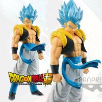 DBZ Dragon Ball Z Grandista ROS Super Saiyan God Blue Gogeta Figure 32cm NoBox