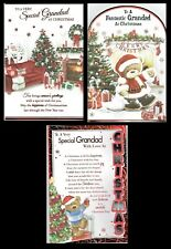 GRANDAD ~ Quality CHRISTMAS CARD ~ WITH FABULOUS VERSES