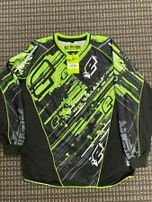 Planet Eclipse Paintball Jersey - Green Extra Small