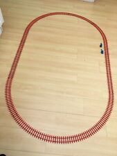 O gauge Triang Big Big plastic track for battery loco's (A)