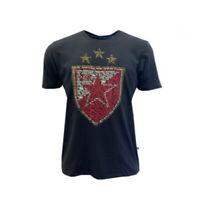 T-Shirt FK CRVENA ZVEZDA BEOGRAD, Red Star Belgrade, size M,L,XXL, ,Serbianshop