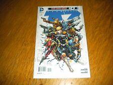 DC Comics The New 52 Team Seven #0