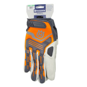 Husqvarna 589752203 X-Large Heavy Duty Technical Gloves Craftsman