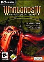 Warlords 4 von Ubisoft   Game   Zustand gut
