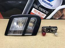 08-11 SAAB 93 9-3 SEDAN DRIVER INNER LEFT SIDE TAIL LIGHT LAMP OUTER OEM