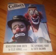 Collier's Magazine July 28, 1945 WWII Issue *Revolution Down South-Civil Rights*