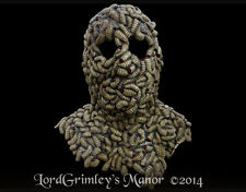 Grub Halloween Mask Horror Monster Insect Infestation Fly Creature