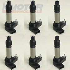 Set of 6 Ignition Coil UF569 For Lacrosse Camaro Impala Terrain SRX 08-13 3.6L