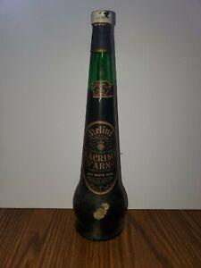 1968 Melini Lacrima D'Arno dry white wine, product of Italy, 1pint 8oz, alcohol