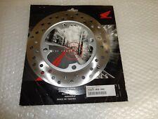 Honda CBR 600 Cbr600 F disco freno trasero rotor de 1995-1998