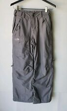 THE NORTH FACE WOMEN'S HYVENT SNOW PANTS GREY SMALL S