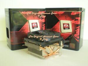 AMD 6 Core Cooling Fan Heatsink for FX-6200 3.8 GHz FX-6350 3.9 GHz CPU's - New