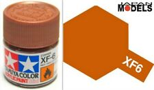 Acrylic Paint - Colore Acrilico Vernice 10ml XF-6 XF6 COPPER 81706 Tamiya