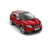 Genuino Nuevo Nissan Qashqai 2014 en paquete de Estilo Cromo Puerta Alféizares & Espejo Caps