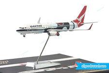 Qantas Boeing 737-800 VH-XZJ Mendoowoorrji 1:200 scale die-cast model aircraft