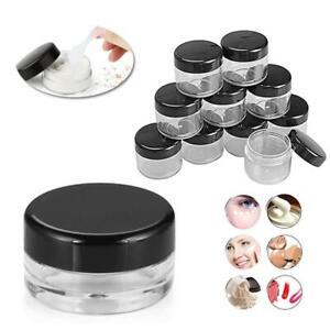 10X Empty cosmetic jar jar of cosmetic cream jar HOT