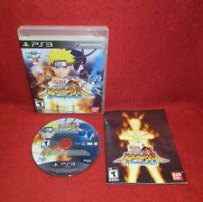 Naruto Shippuden: Ultimate Ninja Storm Generations (PlayStation 3 PS3, 2012)
