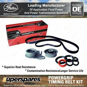 Gates Bal Timing Belt Kit for Mitsubishi Express SF SG SH SJ WA 4G63 2.0L