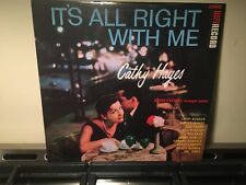 CATHY HAYES - It's All Right With Me ~HIFI 416 {Fresh Sounds 531} wBarney Kessel