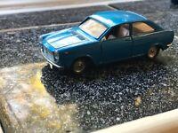 Politoys Sb 1/43 - Autobianchi Primula Coupe  blue 548
