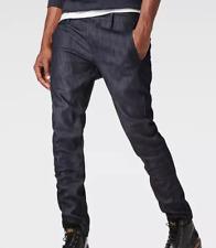 G-Star Bronson Slim Chino Dark Blue Mens Size UK W28 L32  *REF138