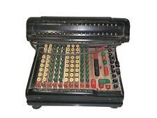 Vintage Marchant Adding Machine Calculator, Mint! Model 10M-212063, 1942