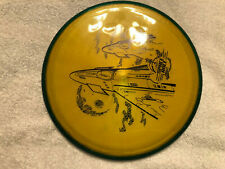 Axiom Discs Orange Pyro 174g 8/10 Space Race Disc golf