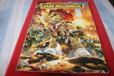 Games Workshop Warhammer 40k Dark Millennium Supplement Book 1990s WH40K OOP