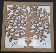 PARTECIPAZIONE INVITO MATRIMONIO NOZZE albero della vita  *STAMPA INCLUSA*