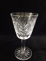 "Waterford Claret Cut Crystal Claret Wine Goblet, 5 7/8"" Tall x 3"" Diameter"