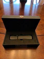 TAG Heuer Connected Modular 45 Grey Calfskin Strap 1FT6104 Boxed