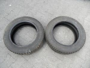 2x Winter Tyre Dunlop Sp Winter Response 185/60R15 88H Ms DOT11 0 9/32in