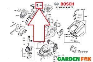 BOSCH Advanced Rotak 750 Height ADJUSTER BUTTON (Spare Part) 4059952531267 O217