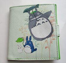 My Neighbor Totoro Cute Vinyl Unisex Wallet #4 ~