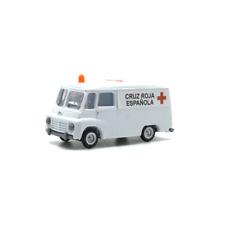 RAF 2203 ambulancias ambulancia Cruz Roja 1:43 atlas maqueta de coche 11