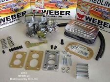 Suzuki Samurai  Weber Carburetor Conversion Kit water choke version