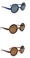 Classic Sunglasses Stylish Retro Round Men Women Choice of 3 Colours 8360S